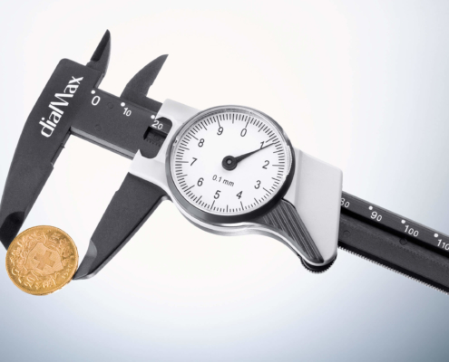 Uhr-Messschieber DialMax® Aussendurchmesser