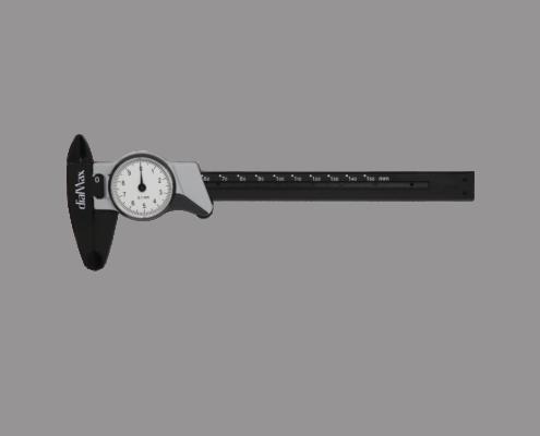 Uhr-Messschieber DialMax® (schwarz)