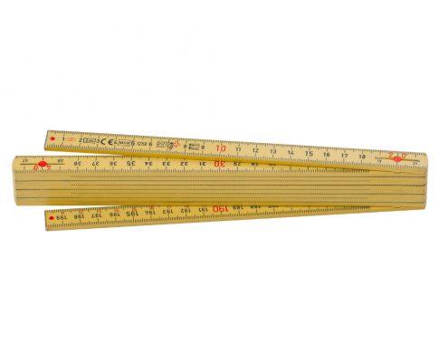 LongLife Plus Zollstock gelb