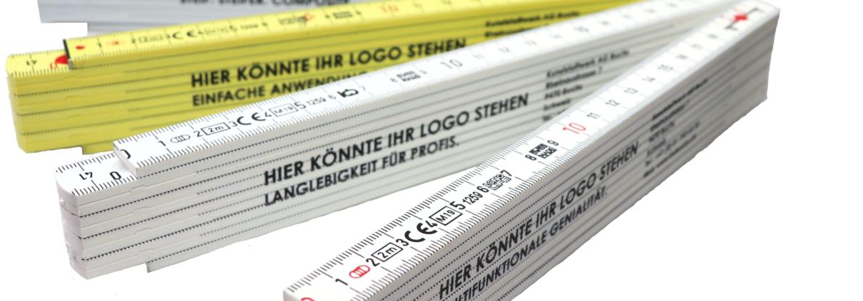 LongLife Meter Swiss Made Meterstäbe & Zollstöcke